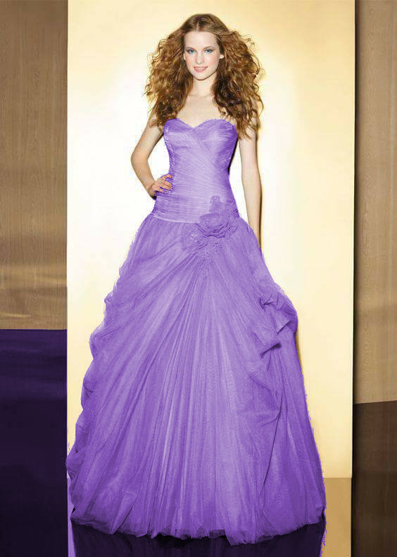 Love by Enzoani - Lavender